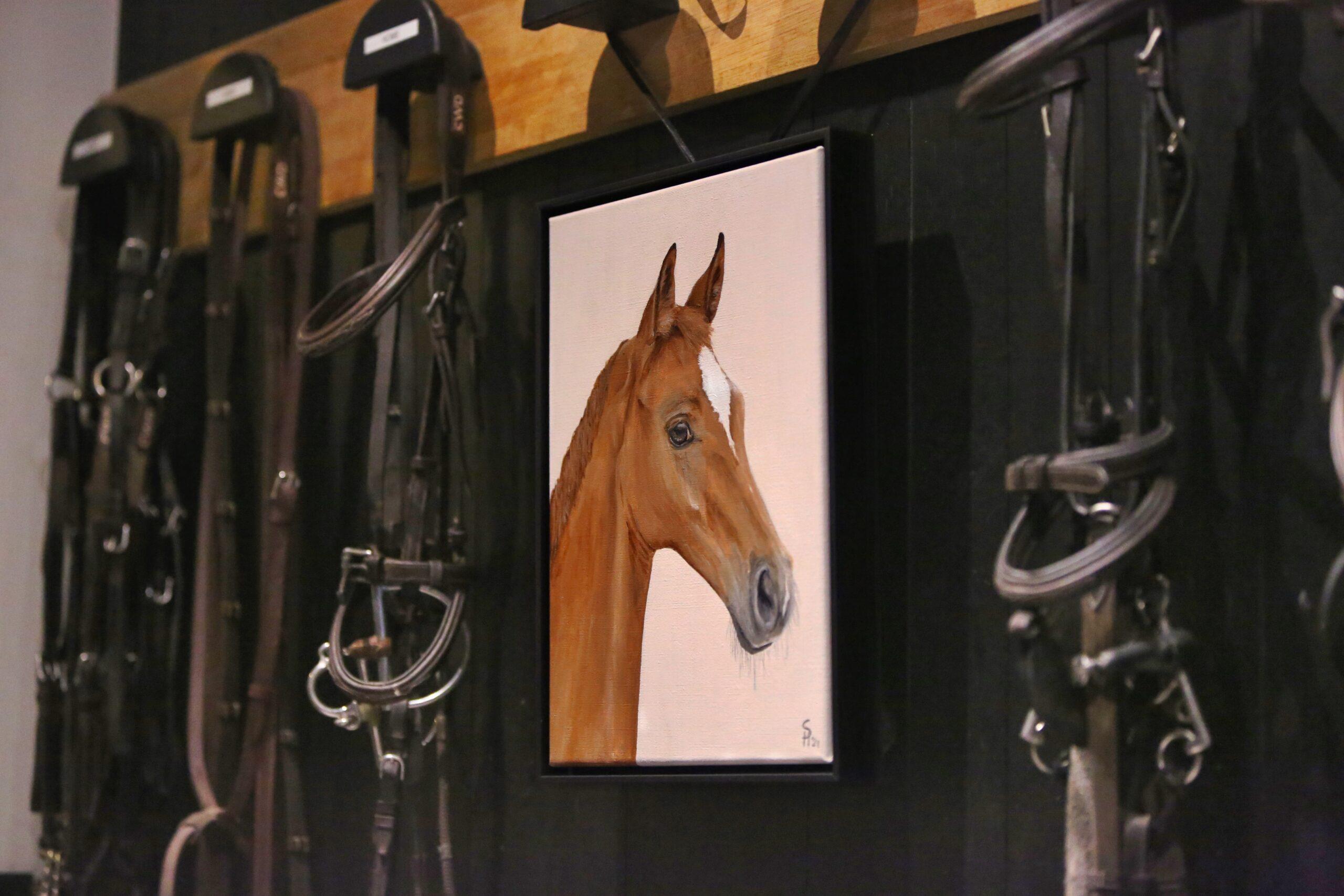 Commission Portrait 30x40cm